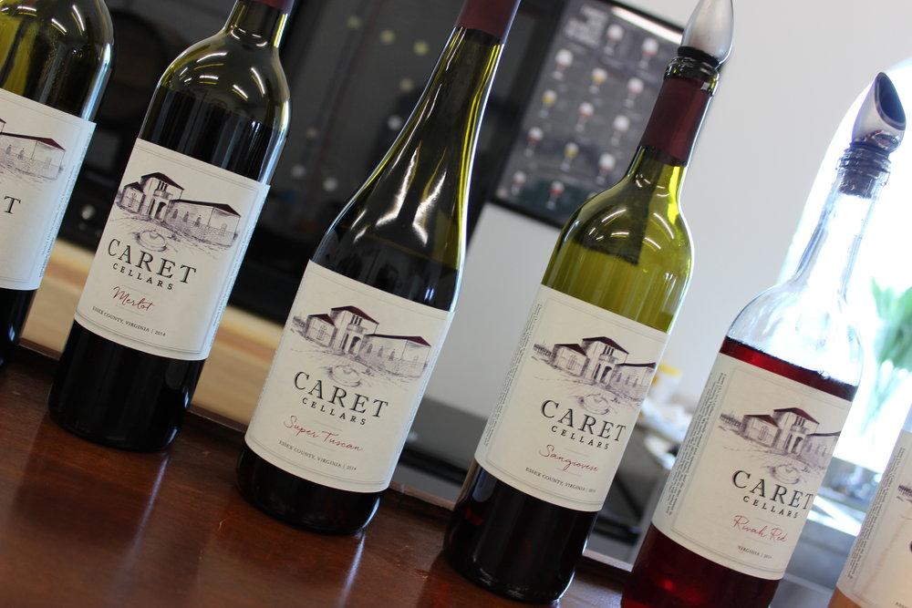 Caret Cellars