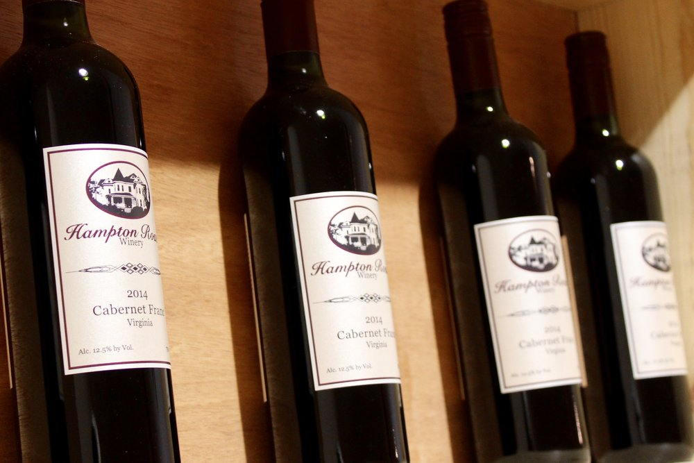 Hampton Roads Winery