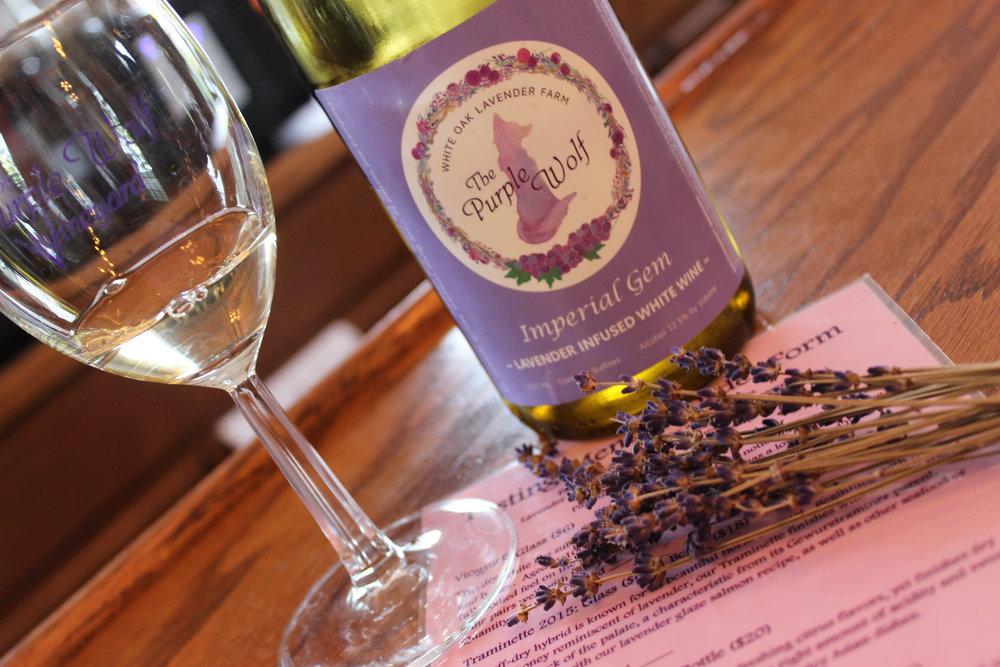 Purple Wolf Vineyard