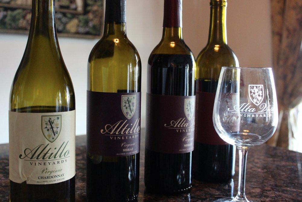 Altillo Vineyards