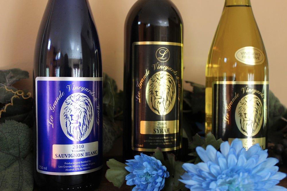 LeoGrande Vineyards and Winery