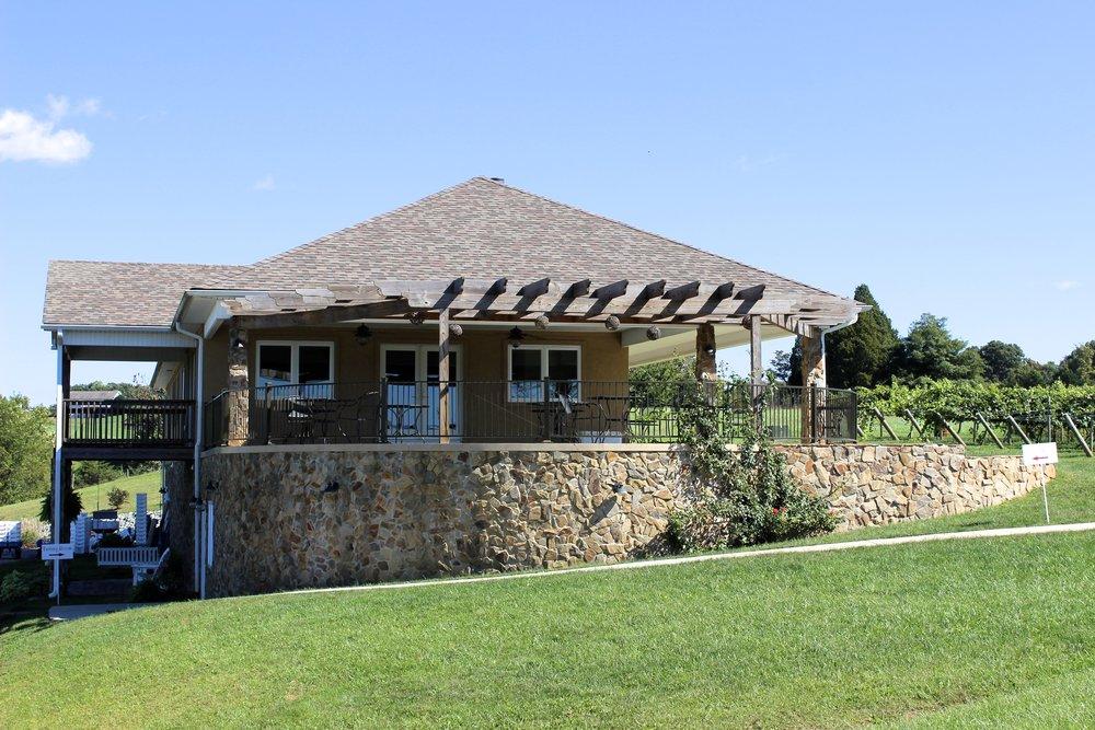 Ramulose Ridge Vineyards