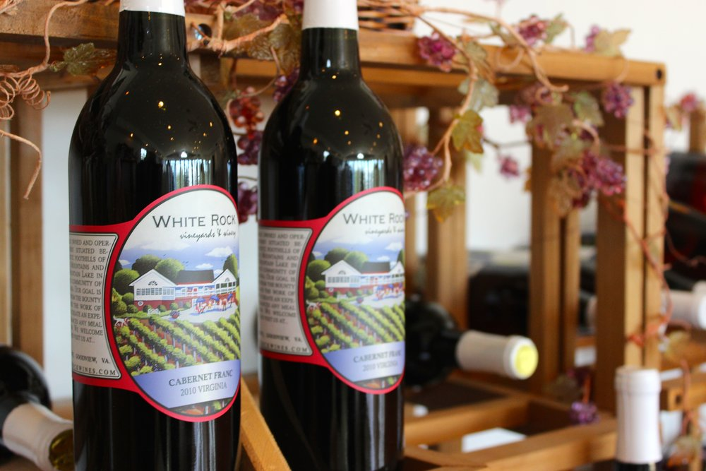 White Rock Vineyards  and winery