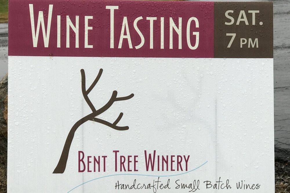 Bent Tree Winery