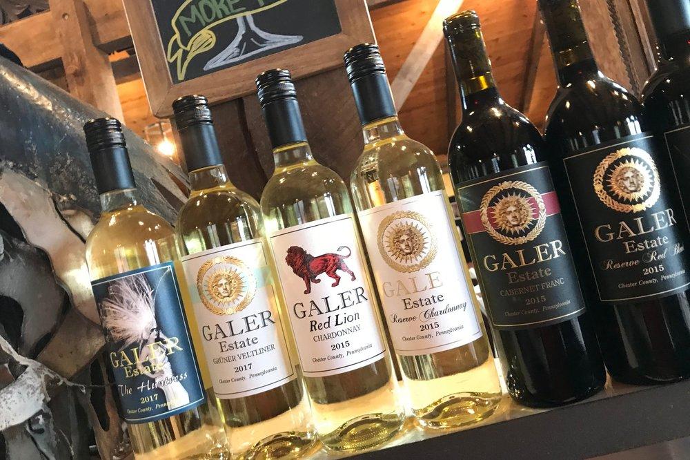Galer Estate Vineyard & Winery