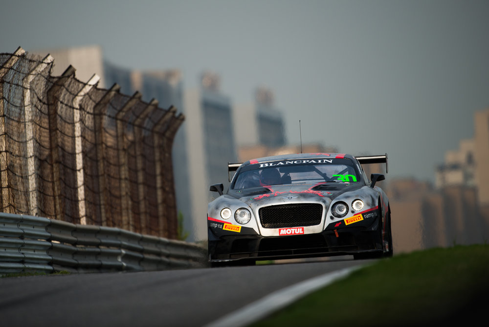 2017 - China GT Championship (Bentley GT3)