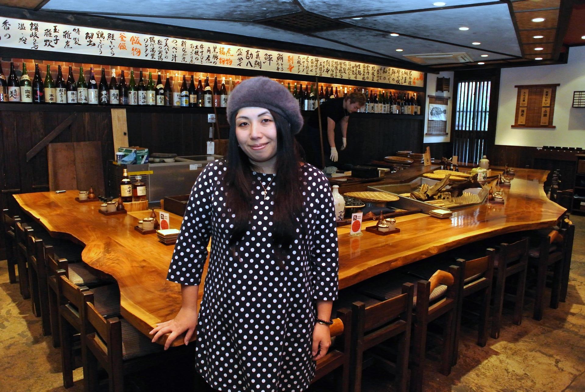 Chizuko Niikawa, Sake Discoveries