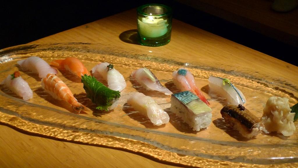 Jewel Bako sushi
