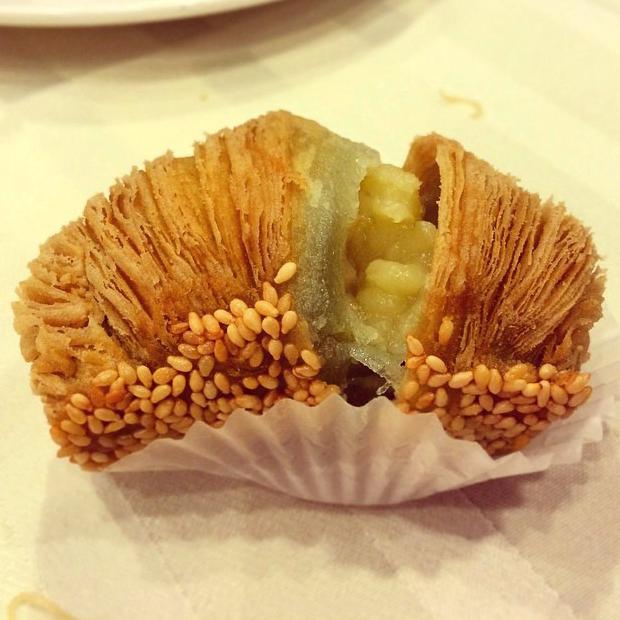 Jing Fong Dim Sum Restaurant