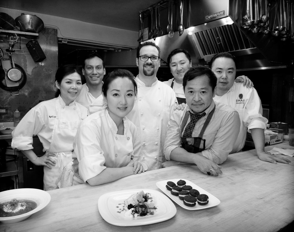 2012 SALUTE TO ASIAN SPICE DINNER @ JAMES BEARD HOUSE