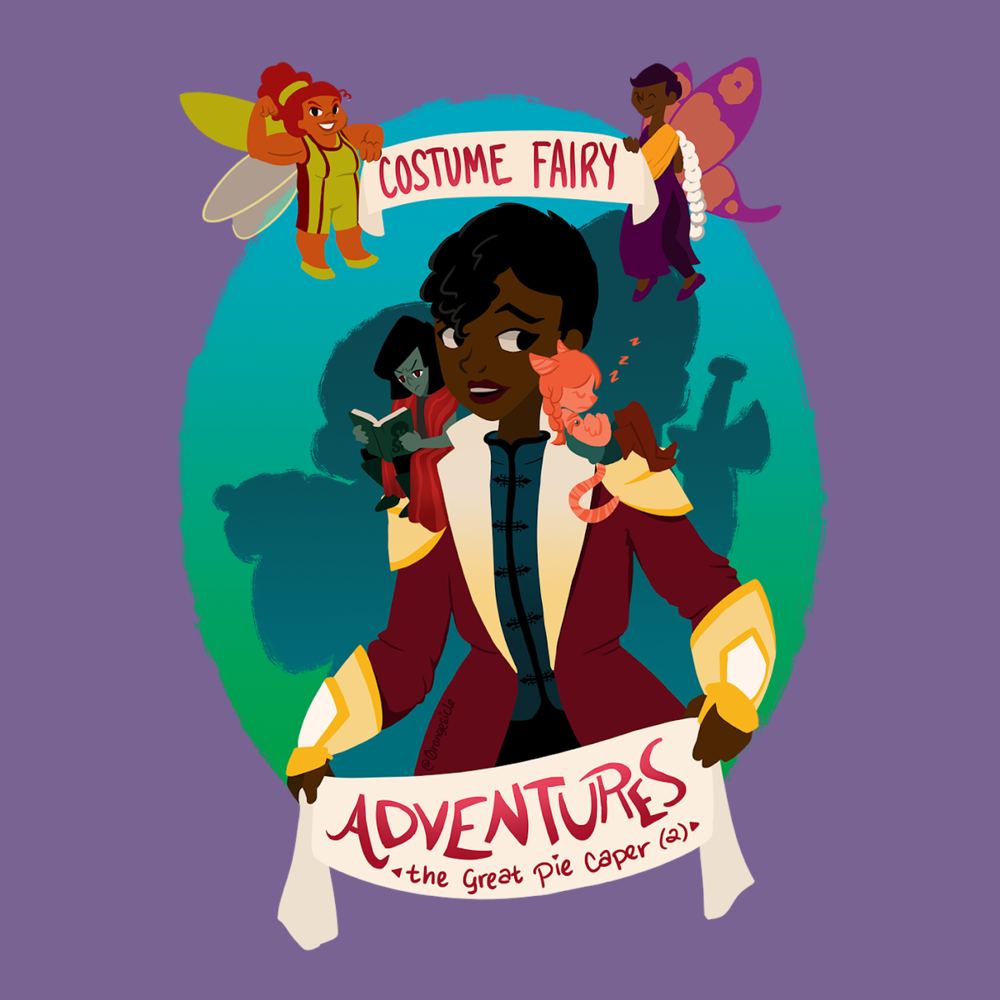 12: Pre-Written Adventures - Recorded alongside Costume Fairy Adventures.We discuss the value of prepackaged adventures as a teacher, a time-saving measure, a chance for communal experience, and a springboard for your campaigns.