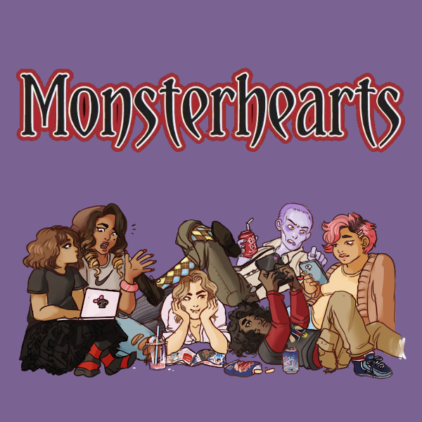 18: Romance In Games - Recorded alongside Monsterhearts.A panel of experts convenes to discuss virtual affairs of the heart.