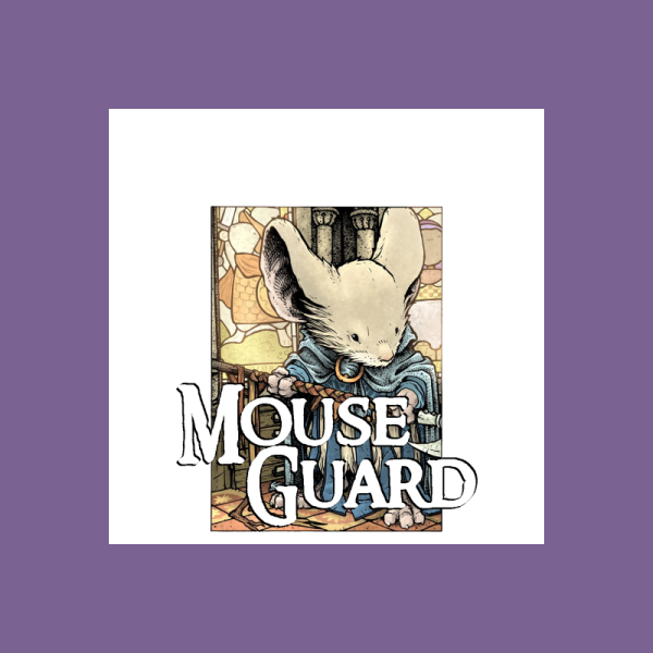 Mouse Guard: 1148 - The Matriarch Gwendolyn thinks back on the events of 1148, a tumultuous year that saw the birth of Wildseed, the excommunication of Woodstuff's Grove, and rising tensions with the weasels of Darkheather.This year 1 recap episode was edited by Grant, with help from Gnome and Riley.
