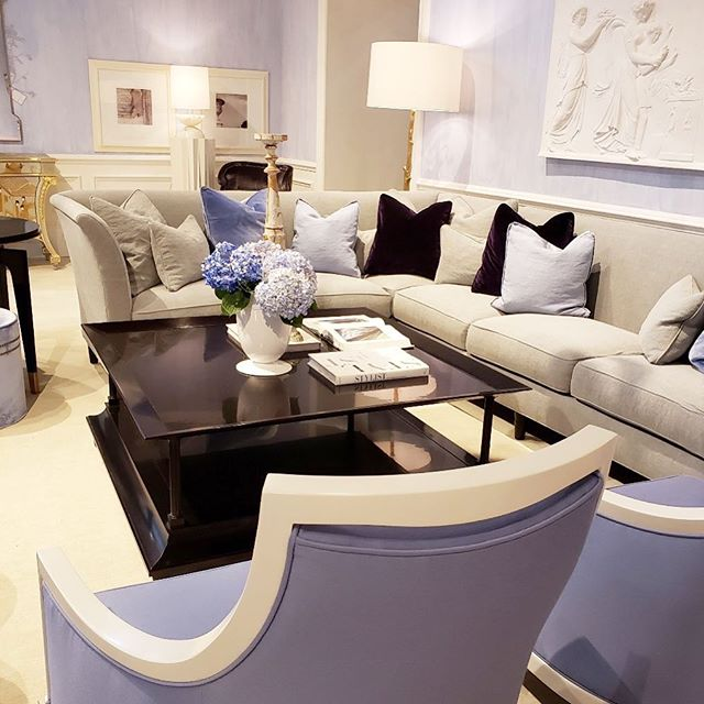 The scale of furniture is an important element to consider when designing a room. #interiordesign #homedecor #designer