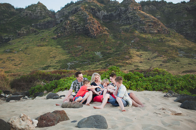 bellingham and oahu modern family photographer 001
