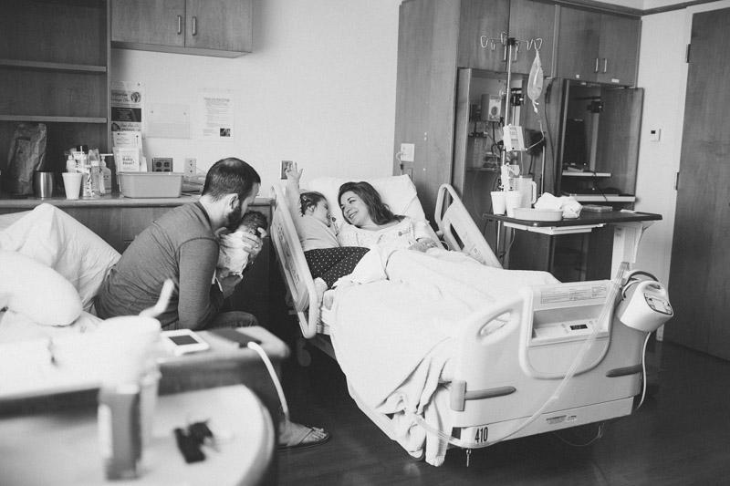 hospital newborn photos | jen fox | www.jenfoxphotography.com