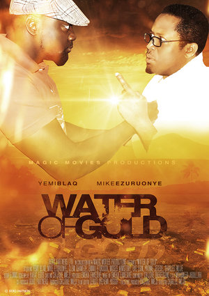 Water of Gold film poster
