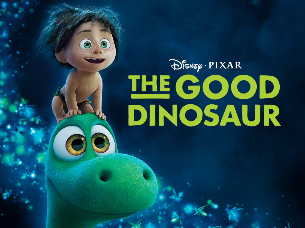 The Good Dinosaur. On DVD 2/23/16!