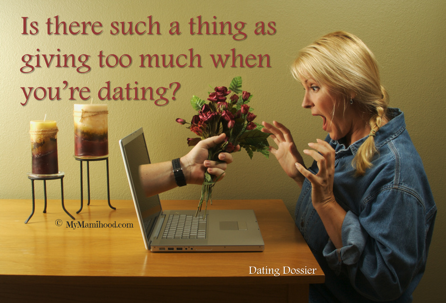 Dating Dossier - Giving