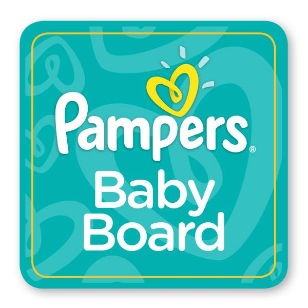 Pampers Baby Board 2
