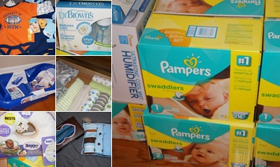 View Pampers Gift of Sleep