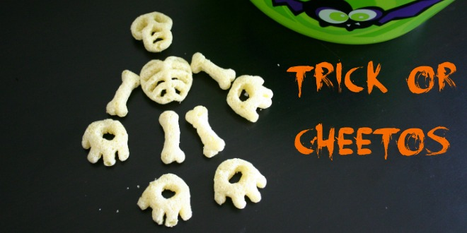 Trick or Cheetos