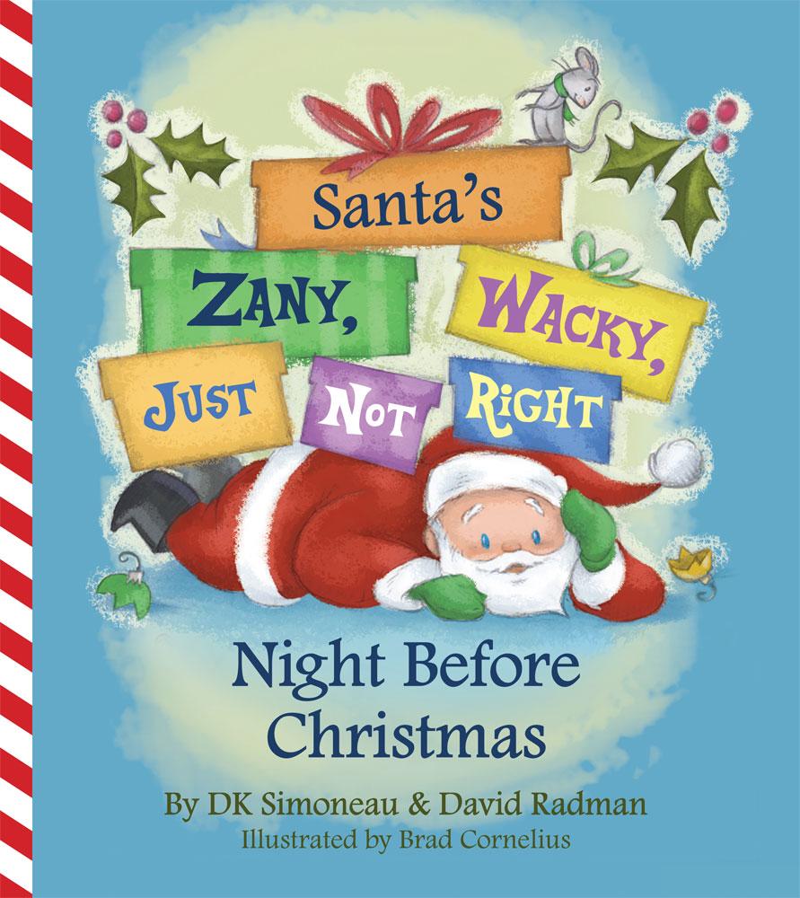 Santa_Zany_Cover