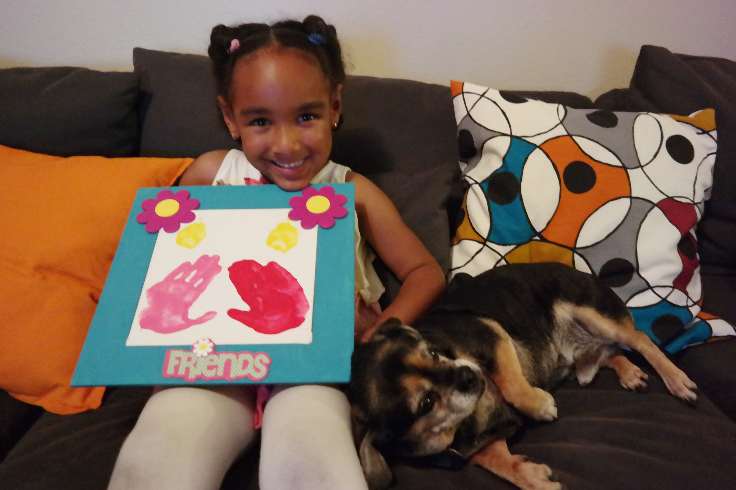 Puggle, Princess & Print