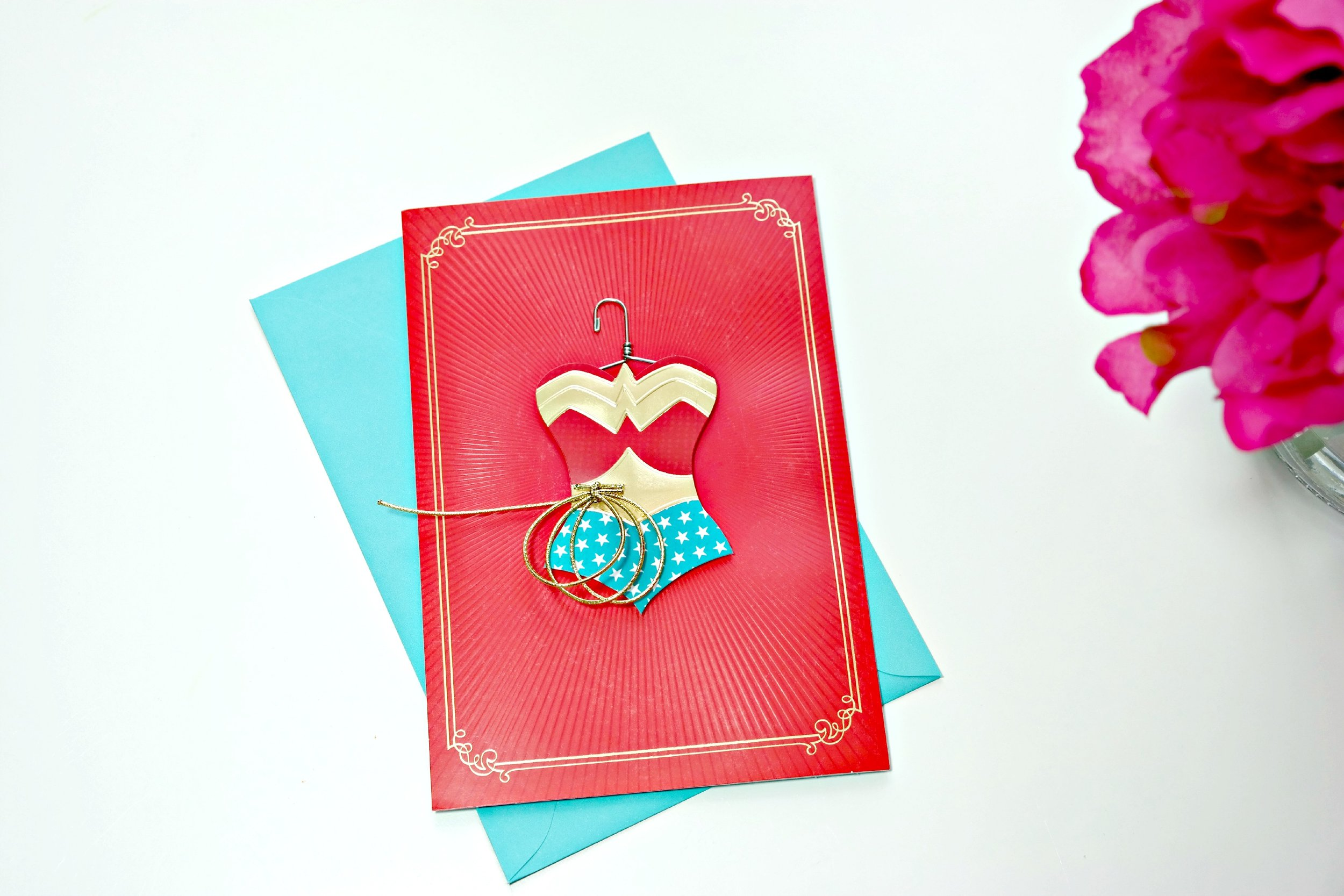 Hallmark helps us put your heart to paper with awesomeness like this!