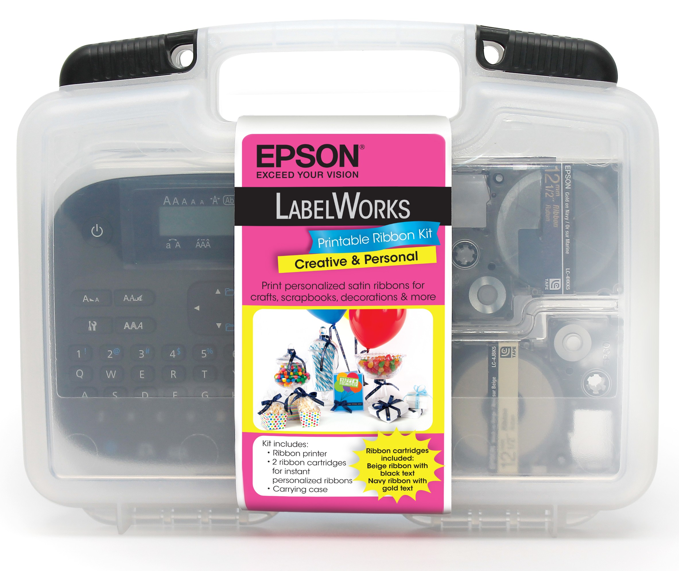 Epson LabelWorks Ribbon Kit