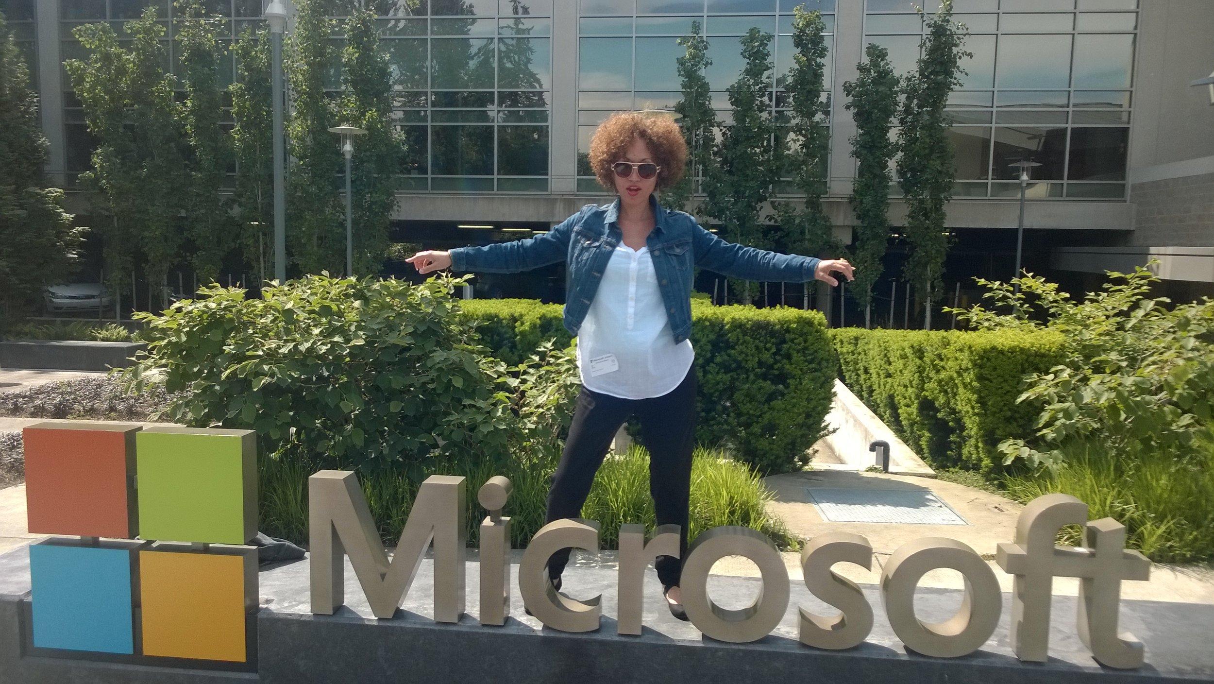 Sili Microsoft Sign