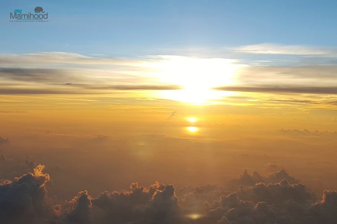 Soulful Sunday: Experiencing the Sunrise Above the Clouds