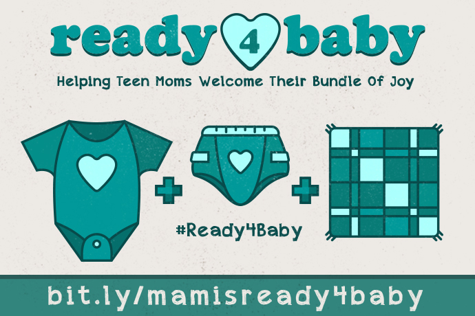 Let's help moms get #ready4baby!