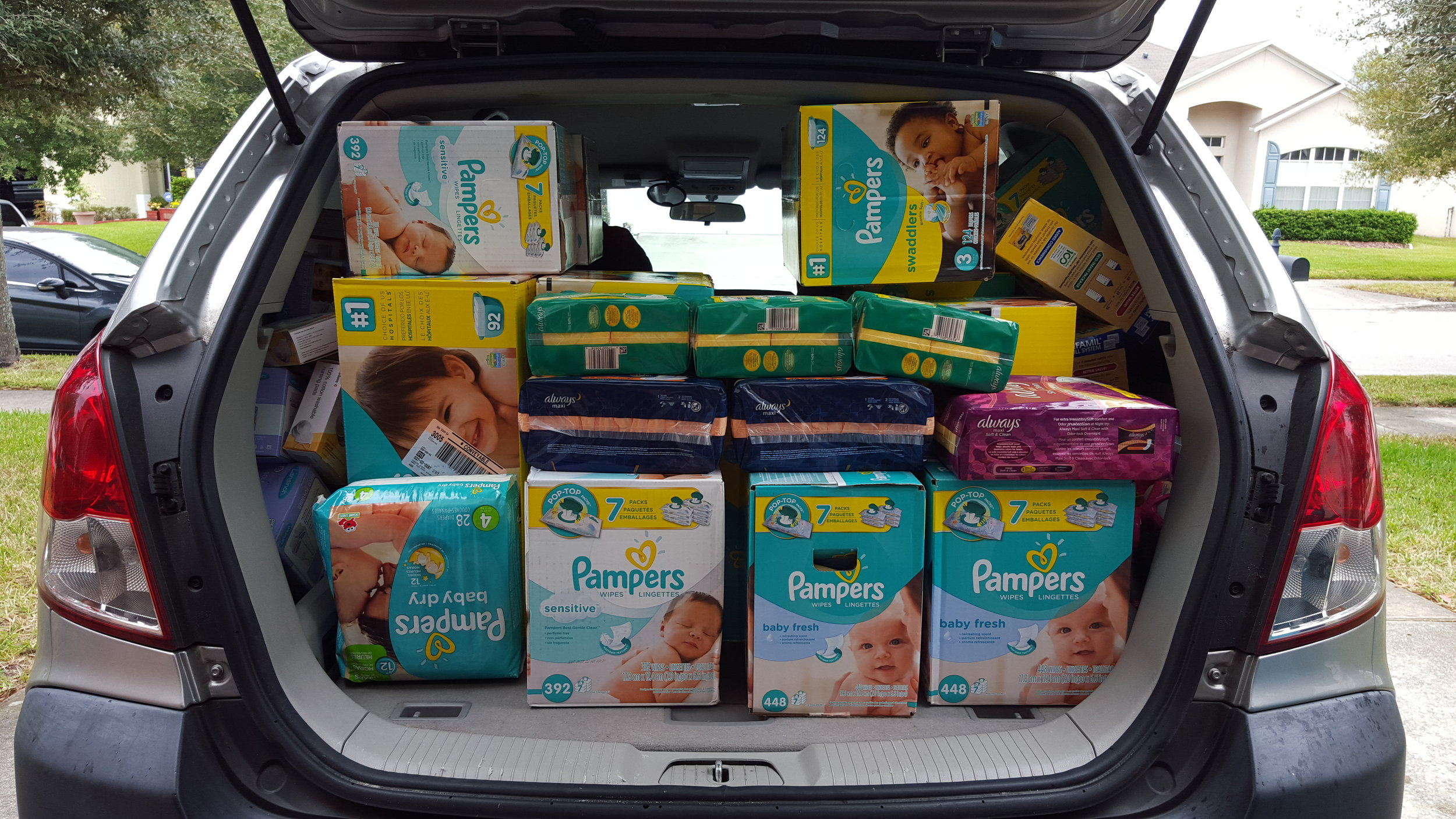 Delivering on the Better for Baby Campaign