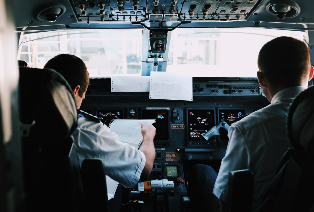 Real Pilots, Real Knowledge - Get a chance to ask any question you have ever wanted to know about planes, pilots, weather and anything else about aviation. We have highly experienced current and retired airline captains to walk you through it all.