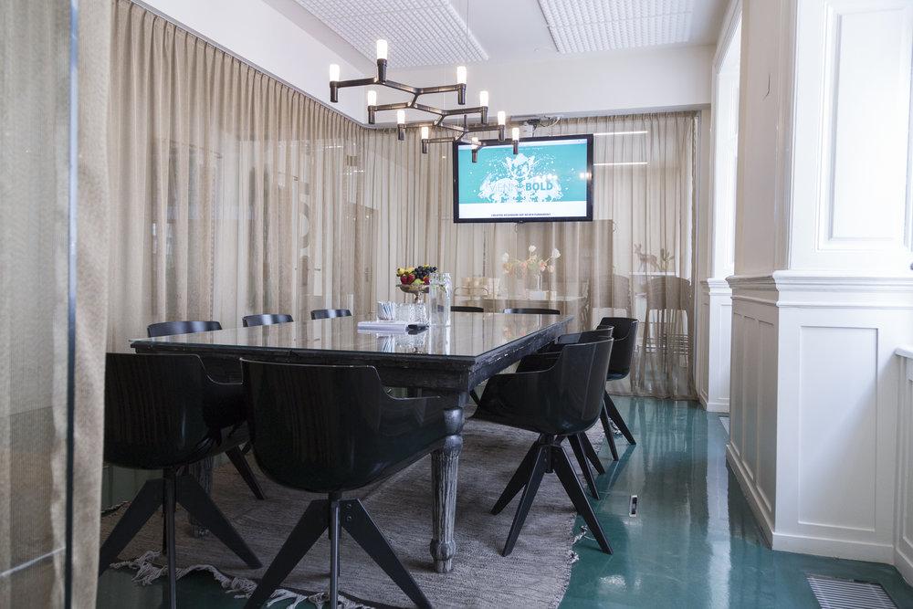 DAS AQUARIUM - MEETING ROOM