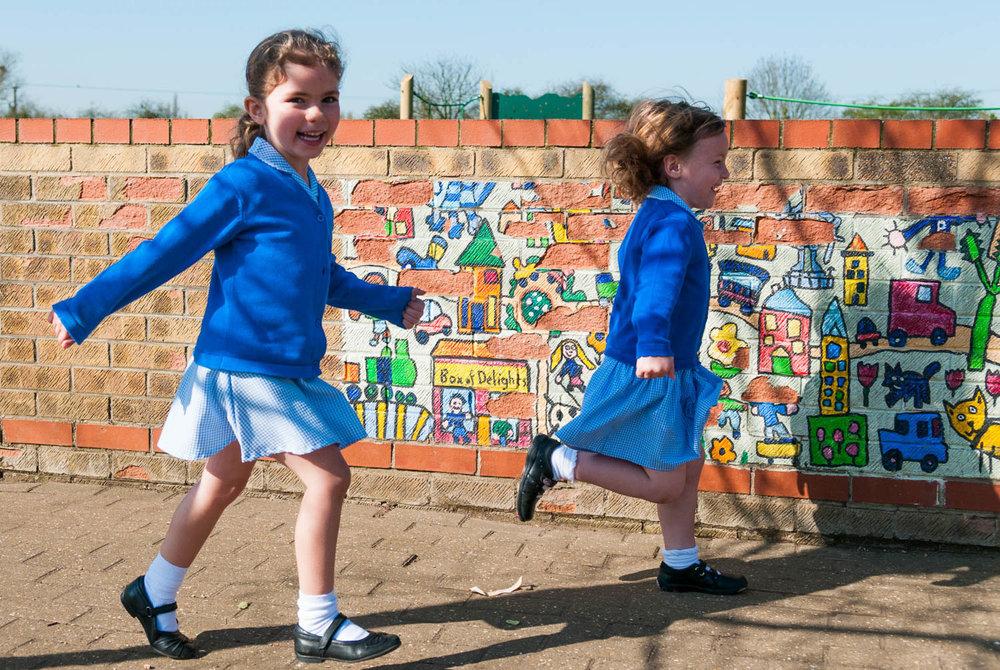 Playground at Park Lane Primary & Nursery School