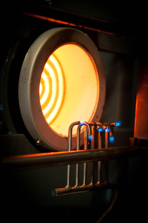 Heat testing equipment