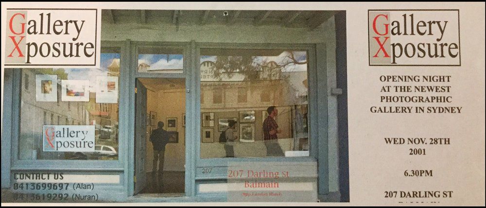 Gallery Xposure - Our gallery run by photographers for exhibiting photographers.