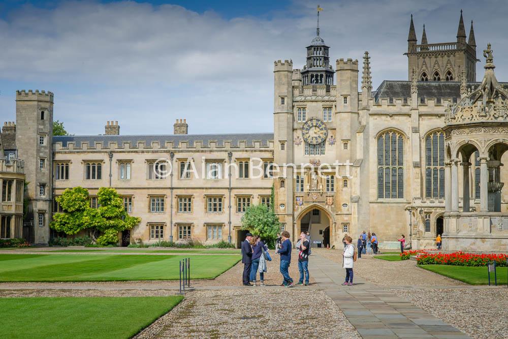 22nd August 2014: Skanska in Cambridgeshire - Cambridge