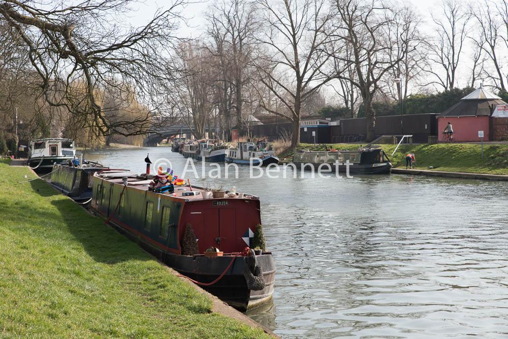 12th March 2015: Scenes of Cambridge City for Cambridge City Council.