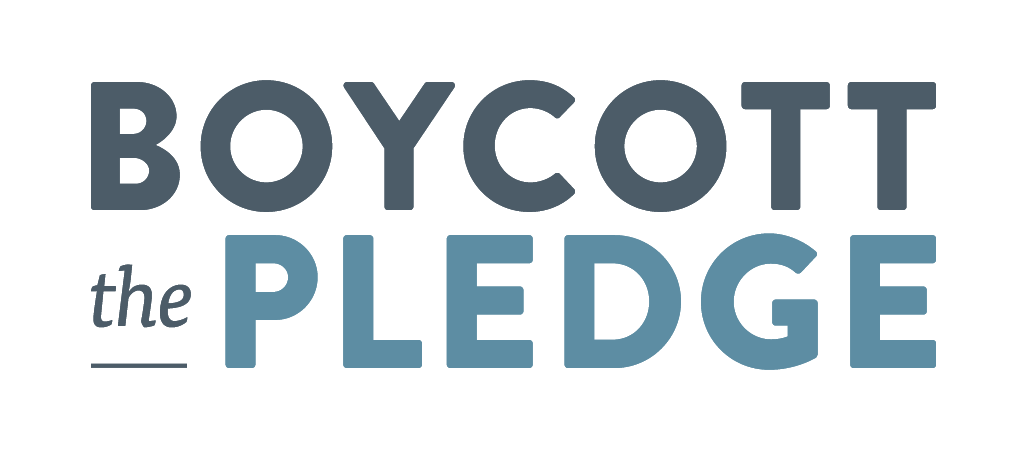 Boycott The Pledge