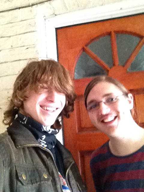 - Myself and Jon moved to Guildford to study at The Academy Of Contemporary Music while Becky studiedmusic in Birmingham.
