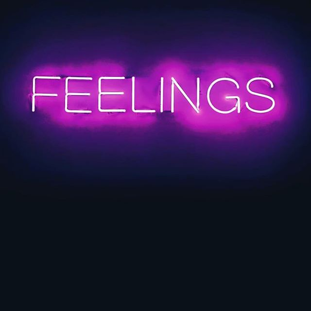 what are you really feeling right now?