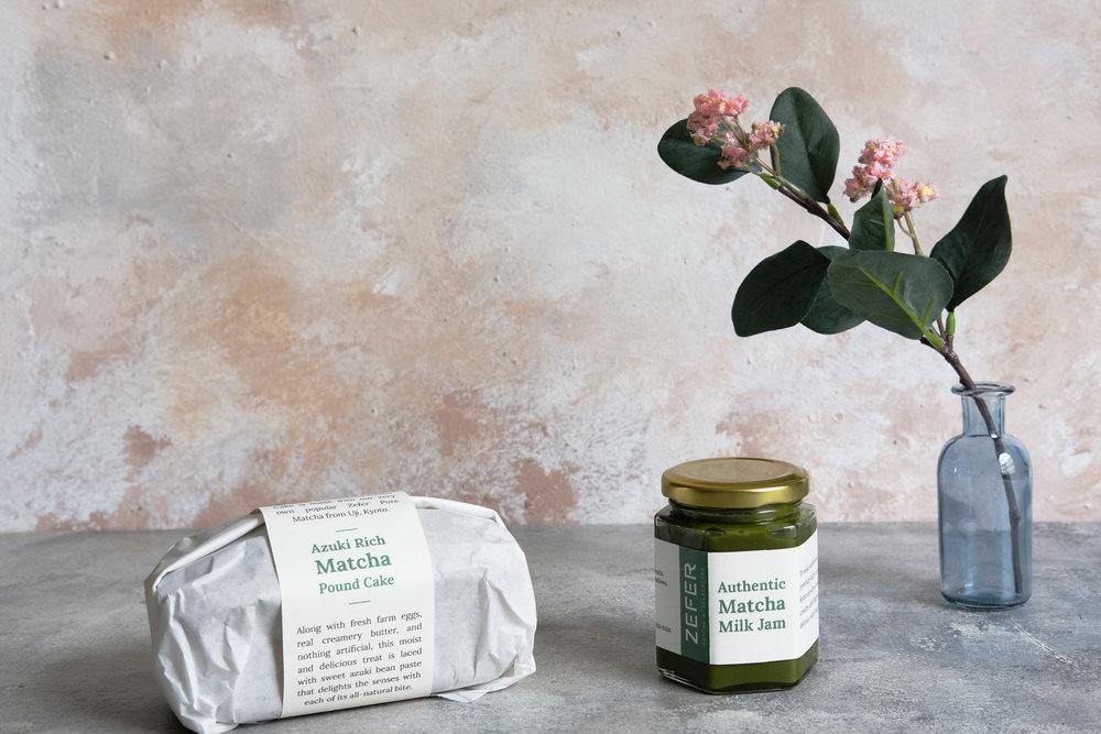 Have you tried it with our Rich Matcha Pound Cake?