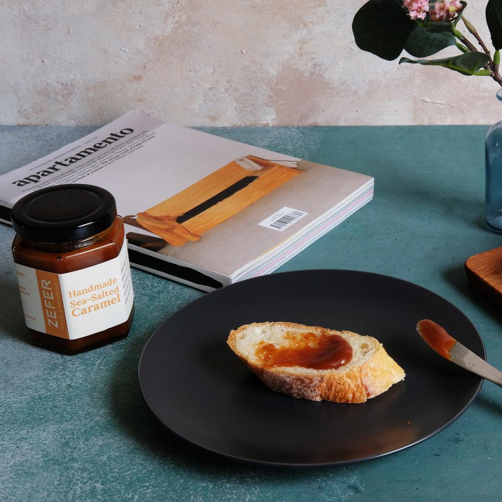 Handmade Sea-Salted Caramel