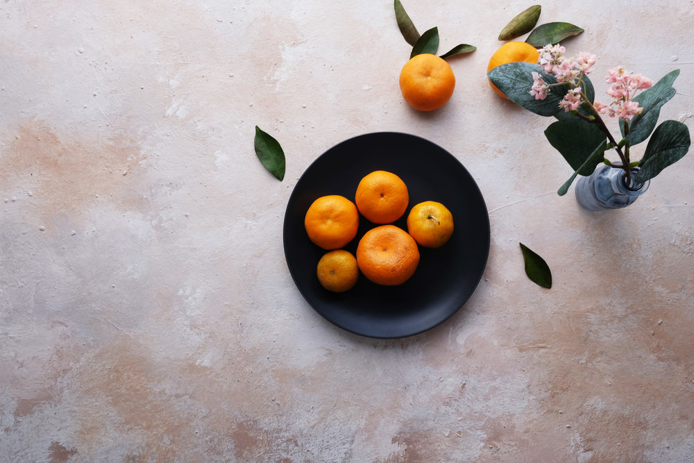 Copy of Oranges makes unique ingredient for this cake