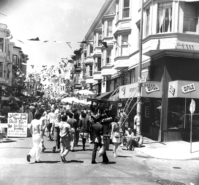 Proud Host of the North Beach Festival - CELEBRATING 65 YEARS OF NORTH BEACH HISTORY