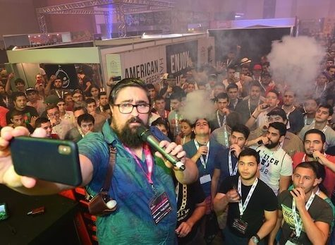 Live Music & Entertainment at Vape South America 2019 - Medellín, Colombia