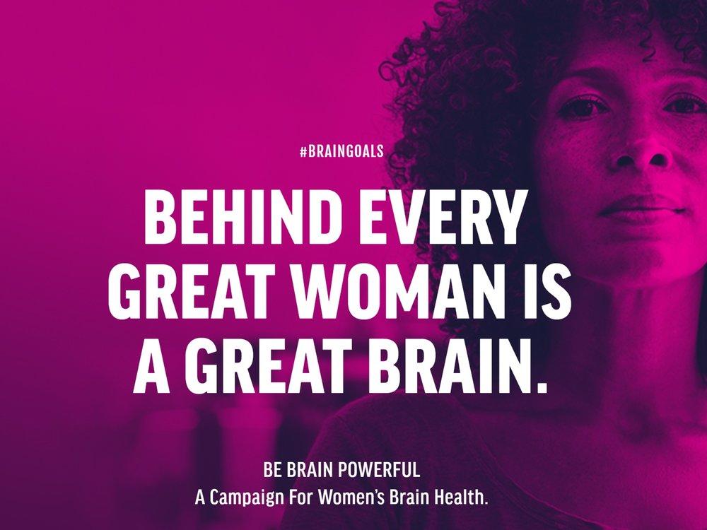 Brain Health Campaign -